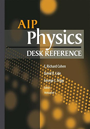 AIP Physics Desk Reference (Physicist's Desk Reference)