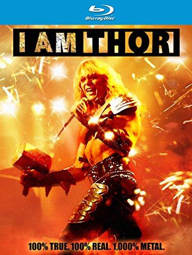 I Am Thor (Blu-ray)
