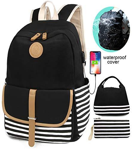 SCIONE School Backpacks for Women Teen Girls
