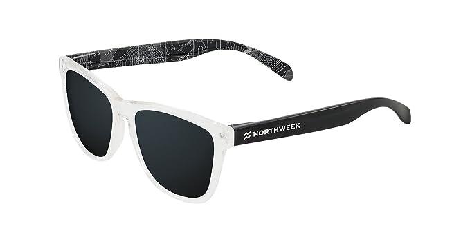 Gafas de sol Northweek Mod: EXPLORER ADMUNSEN lente negra polarizada - UNISEX