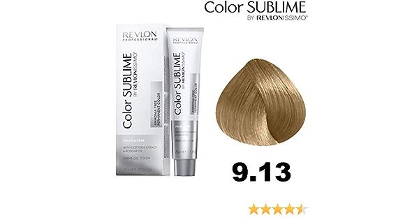 Revlonissimo Color sublime 75 ml, Color 9.13: Amazon.es: Belleza