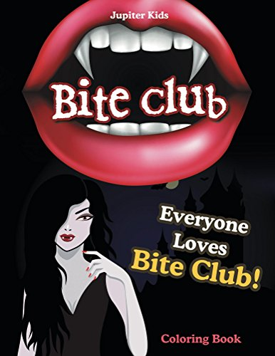 Bite Club Everyone Coloring Vampire ebook
