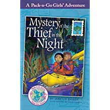 Mystery of the Thief in the Night - Mexico 1 (Pack-n-Go Girls Adventures Book 4)
