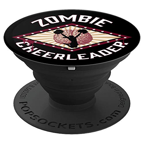Zombie Cheerleader Halloween - PopSockets Grip and Stand