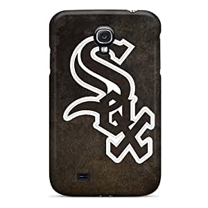 Samsung Galaxy S4 FZL17953xaYi Support Personal Customs Vivid Chicago White Sox Pictures Anti-Scratch Hard Cell-phone Case -LauraAdamicska
