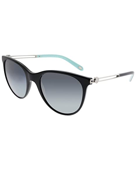 Amazon.com: Tiffany Sol 0tf4094b Full Rim Cat Eye Mujer ...