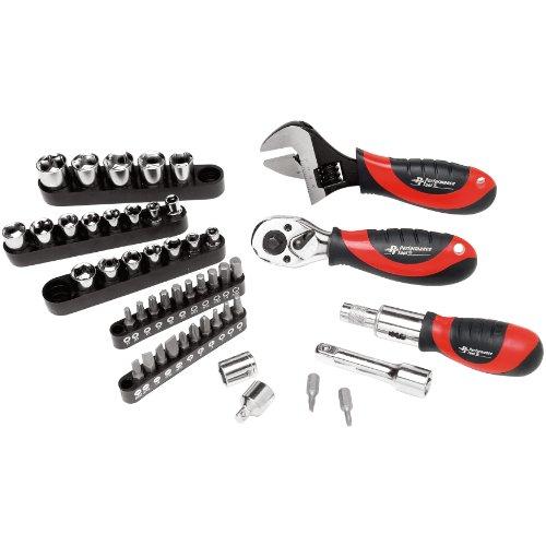 Performance Tool W38998 50-Piece Stubby Socket Set
