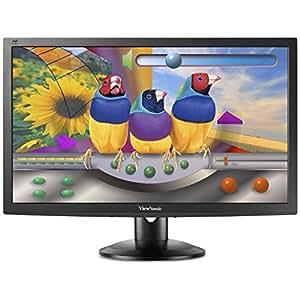 amazoncom viewsonic vg2732mled 27inch ergonomic led