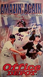 Amazin' Again:the Official 1999 New York Mets Highlight Video