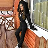 Winter Ski Suit for Women One Piece Snowsuit