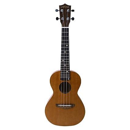 Miiliedy Nacido Soñador Ukulele Hembra Hombre Principiante Ejecutante profesional Práctica de autoaprendizaje Linda Guitarra pequeña de