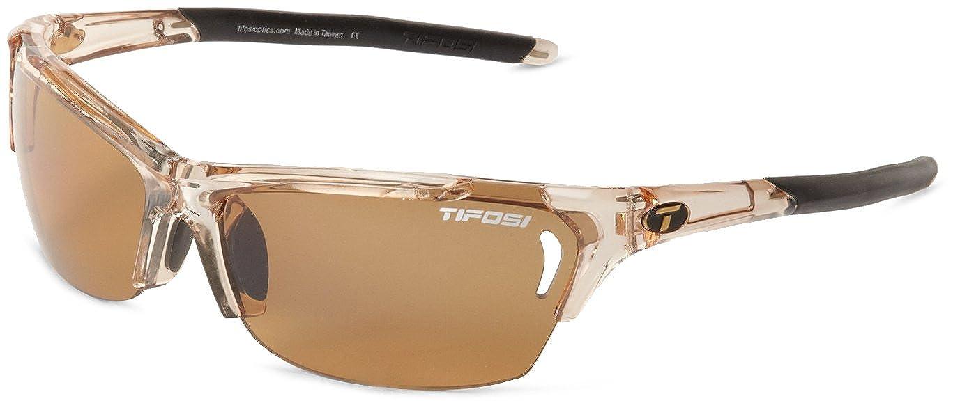 778330db41 Amazon.com  Tifosi Radius 1050604760 Polarized Wrap Sunglasses ...