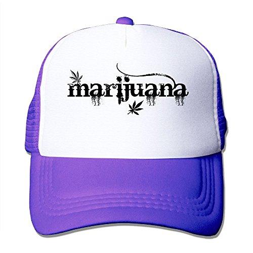 Marijuana 2017 New Arrive Mesh Designer Caps Baseball Hat Cool
