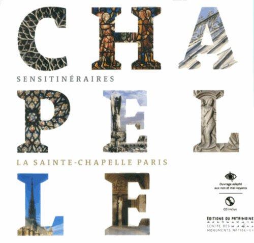 La Sainte-Chapelle de Paris (1CD audio)