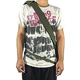 K-Cliffs Vintage Canvas Messenger Bag | Military