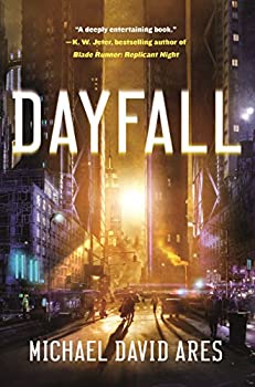 Dayfall by Michael David Ares science fiction book reviews