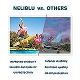 Neliblu Neon Bulk Kids Sunglasses with UV