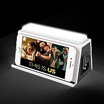 充電ステーション Ancreu 収納充電器 収納スッキリ USB充電スタ...