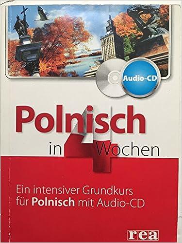 Polnisch in 4 Wochen + CD