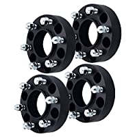 GDSMOTU 4pc Hubcentric Wheel Spacers for Ford F150 6 Lug,1.5