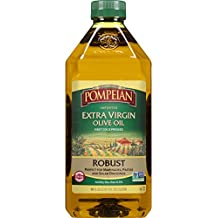 Pompeian Robust Extra Virgin Olive Oil, 68 Ounce