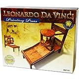 Elenco Leonardo Da Vinci Printing Press