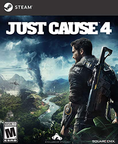 Pc Just (Just Cause 4  [Online Game Code])