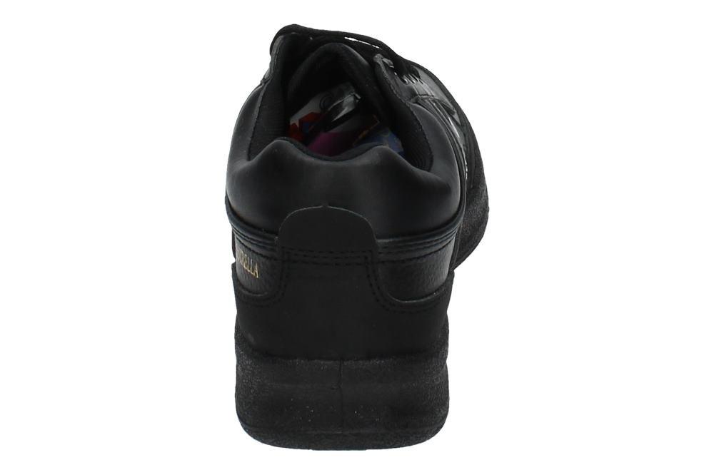 plantilla momery foam 47 cordones comodidad seguridad Paredes Negro Deportivo Estrella trabajo