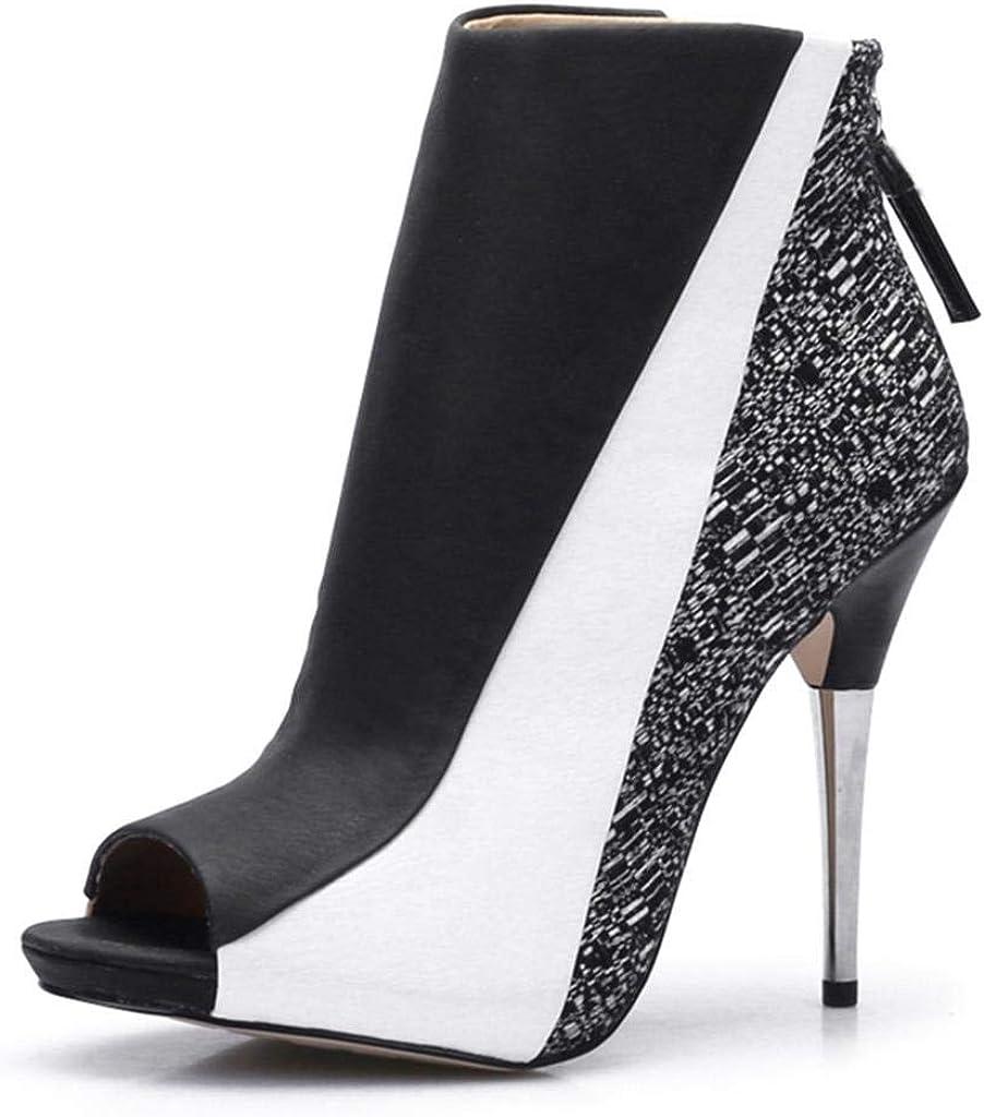 Amazon.com | CAMSSOO Women's Open Toe