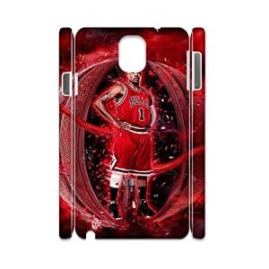 C-EUR Diy Case Derrick Rose,customized Hard Plastic case For samsung galaxy note 3 N9000 hjbrhga1544