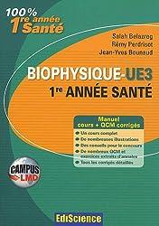 Biophysique-UE3 1re année santé