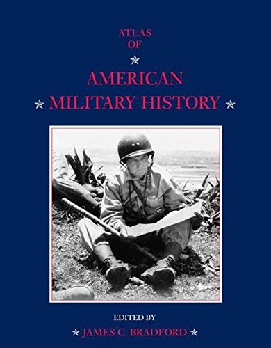 An Atlas of American Military History by Palgrave Macmillan