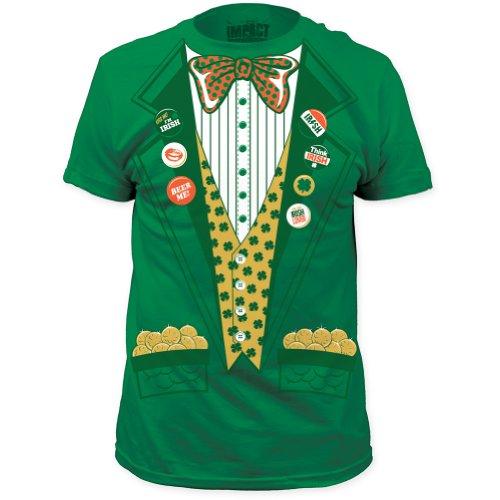 Impac (Leprechaun Costumes Tshirt)