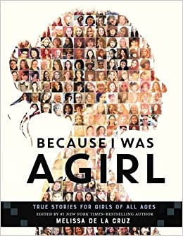 Image result for because i was a girl by melissa de la cruz