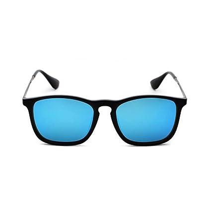 a006873a258 YUBIN Polarized Sunglasses Male Hipster Drive Sunglasses Men The New  Vintage Driver Mirror Square Drive Glasses Female (Color   D)   Amazon.co.uk  Kitchen   ...