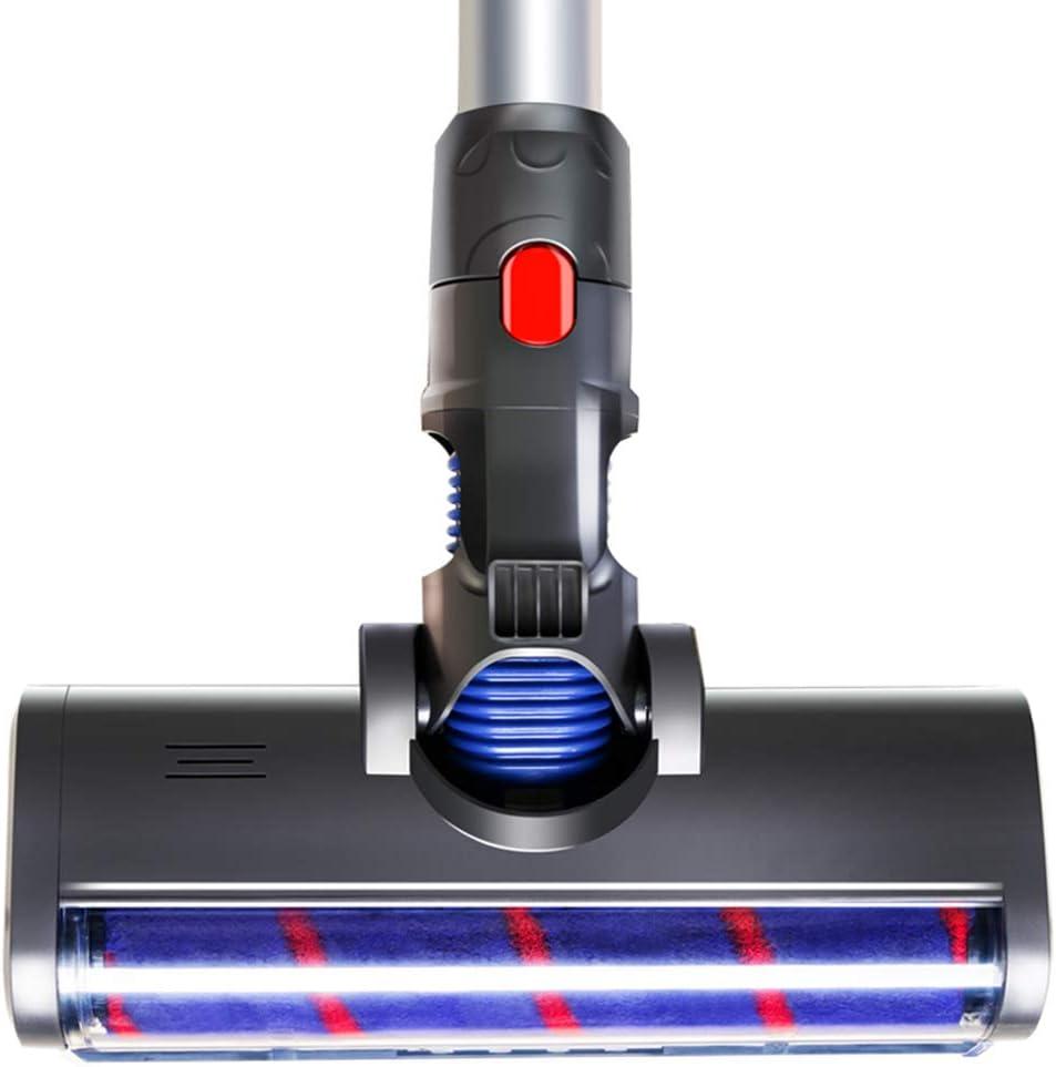 Zealing Adecuado para Dyson accesorios de aspiradora V7 V8 V10 V11 V11 suave terciopelo eléctrico cepillo de suelo alfombra de succión cabezal de succión: Amazon.es: Hogar