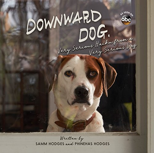 Downward Dog: Very Serious Haiku from a Very Serious Dog by Animal Media Group LLC