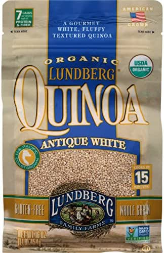 Quinoa: Lundberg Family Farms