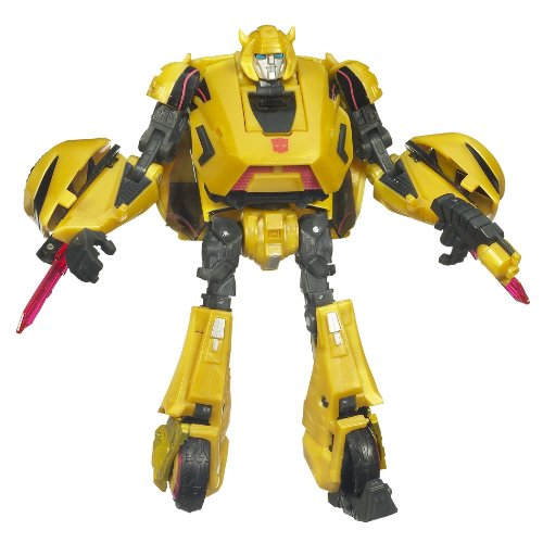 Transformers Generations: Autobot Cybertronian Bumblebee Del