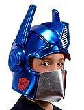 Optimus Prime Plush Helmet - Costume Accessories
