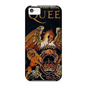 Iphone 5c GUp437FUFD Support Personal Customs Fashion Queen Image Protective Hard Cell-phone Case -KerryParsons