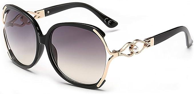 Modische Damen Sonnenbrille 100/%UV-Schutz