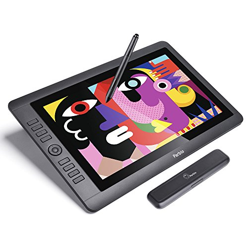 "Parblo Coast16 Digital Graphic Drawing Monitor 15.6"" with"