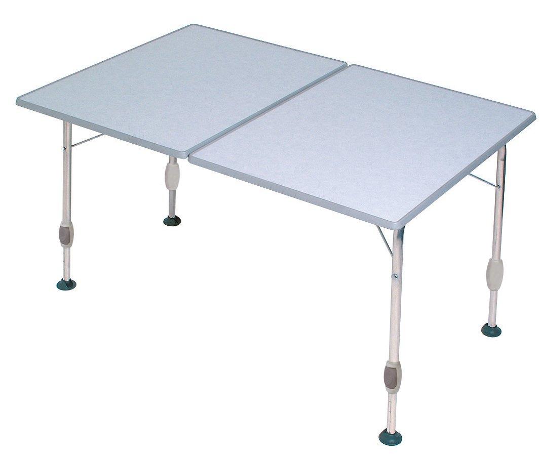 Umefa Tische Campingtisch Fantastic Twin Grau, 39175