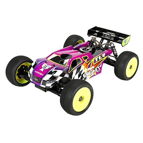 - Losi Team Racing 8IGHT-T 4WD Nitro Truggy 4.0 Race Kit (1/8 Scale)