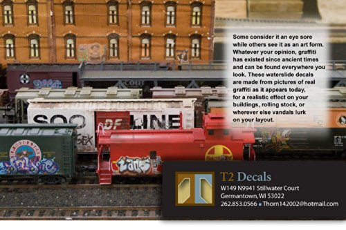 The 8 best o scale decals
