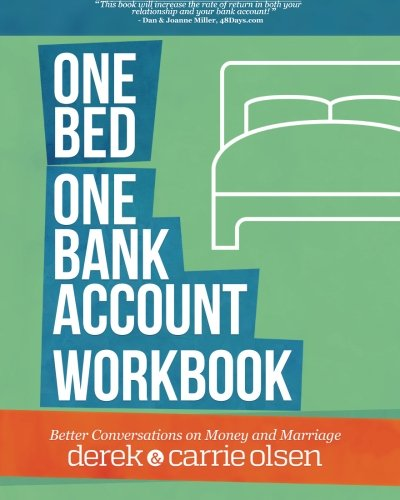 One Bed  One Bank Account Workbook  Better Conversations On Money And Marriage