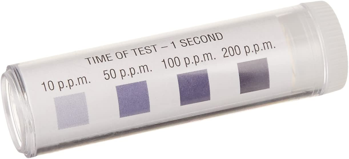 Chlorine Test Papers (100 Strips)