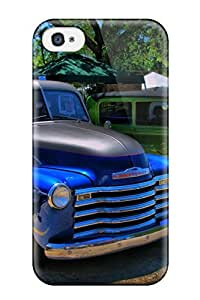 Iphone 4/4s Case Slim [ultra Fit] Hot Rod Protective Case Cover