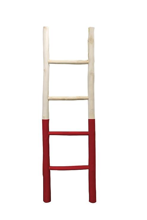 Meubletmoi - Escalera Decorativa de Madera con diseño escandinavo ...